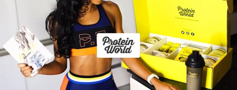 Protein World Discount Codes 2020