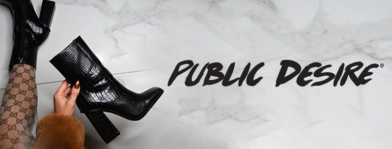 Public Desire Discount Codes 2021