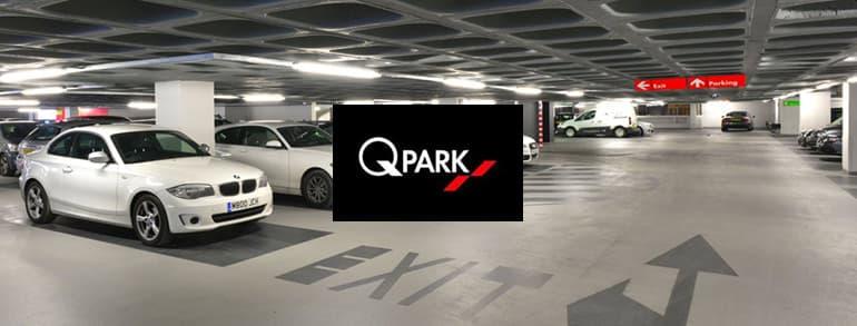 Q-Park Promo Codes 2021 / 2022
