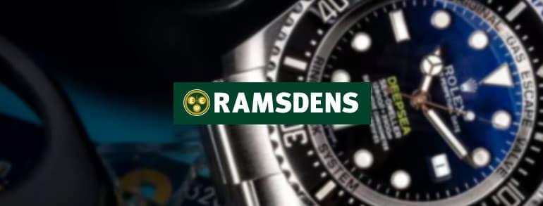 Ramsdens Jewellery Discount Codes 2021