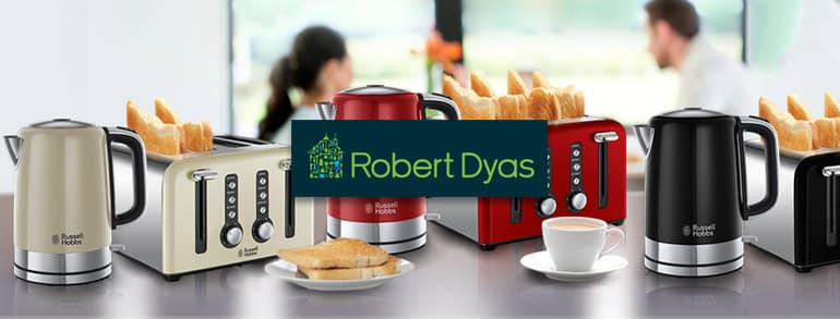 Robert Dyas Promotional Codes 2018
