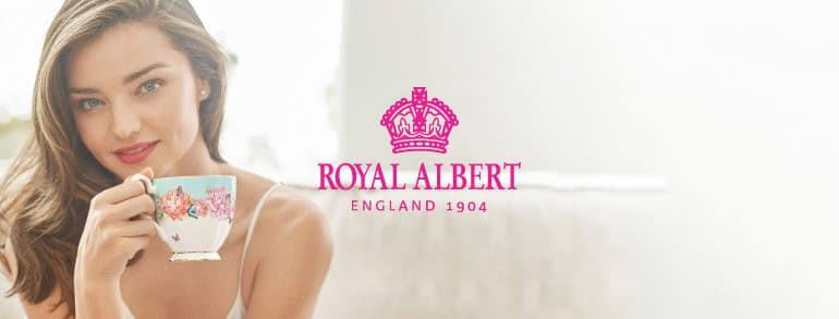 Royal Albert Voucher Codes 2018