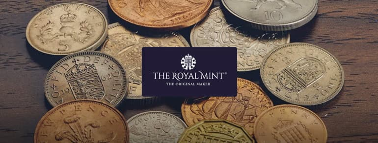 The Royal Mint Discount Codes 2021