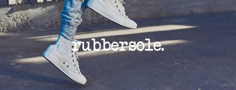 RubberSole Promotional Codes 2020