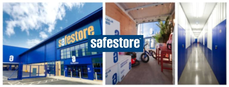 Safestore Voucher Codes 2018