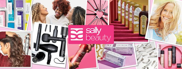 Sally Beauty Promo Codes 2021