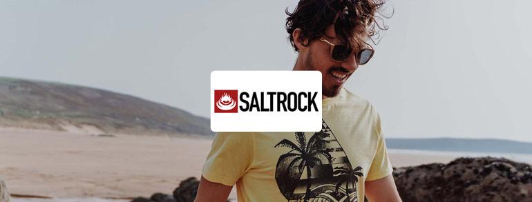 Saltrock Discount Codes 2021