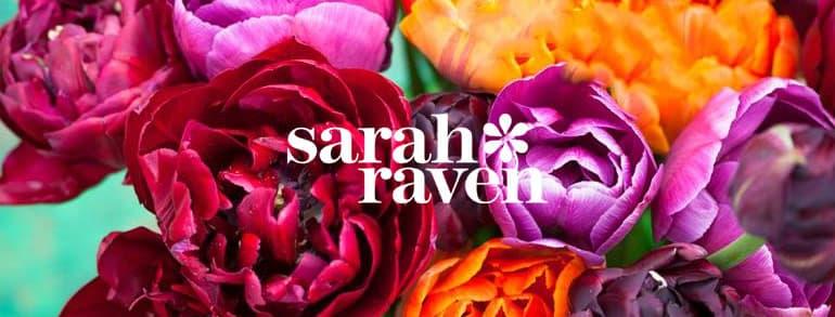 Sarah Raven Offer Codes 2018