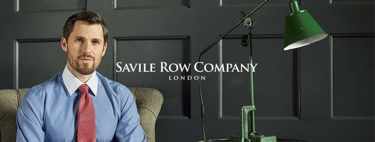 Savile Row Company Discount Codes 2018
