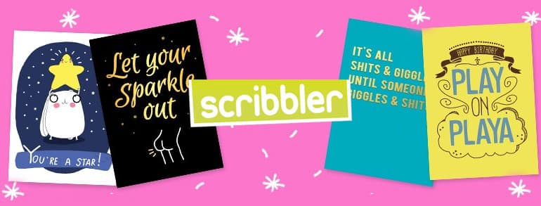 Scribbler Discount Codes 2018