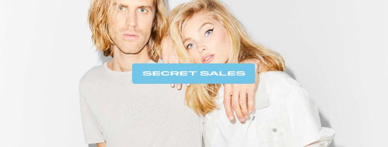 Secret Sales Promo Codes 2021