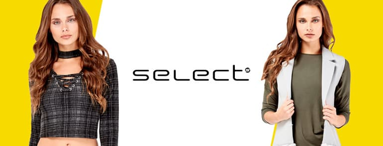 Select Fashion Voucher Codes 2019