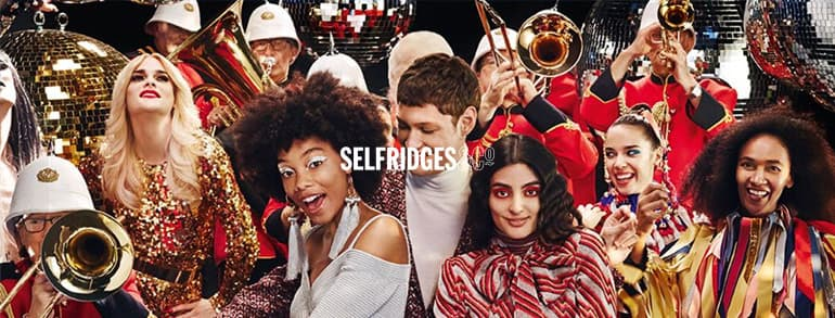 Selfridges Promo Codes 2018