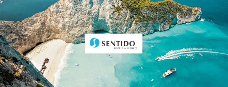 Sentido Hotels & Resorts  Promo Codes 2019