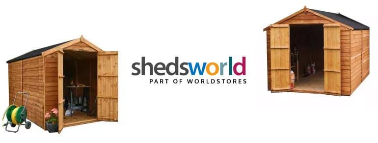 Sheds World Voucher Codes 2018