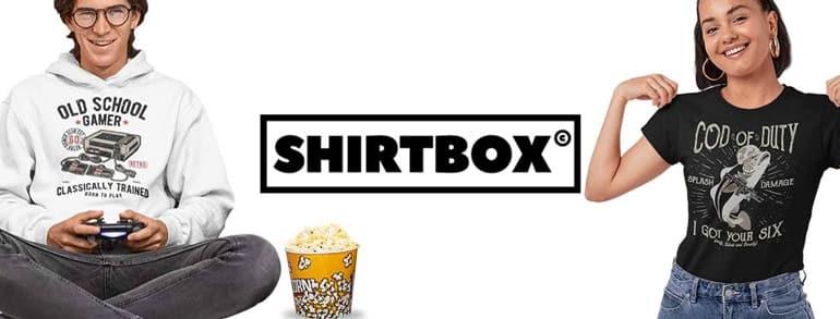 Shirtbox Discount Codes 2021
