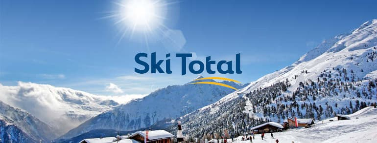 Ski Total Voucher Codes 2019 / 2020