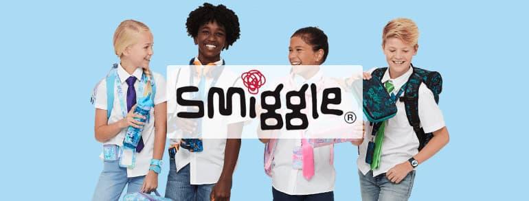 Smiggle Promo Codes 2018