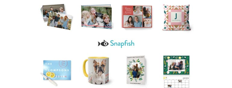 Snapfish.co.uk Voucher Codes 2019