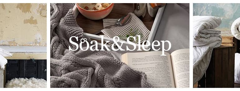 Soak&Sleep Promotional Codes 2019