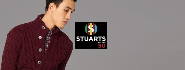 Stuarts London Discount Codes 2019