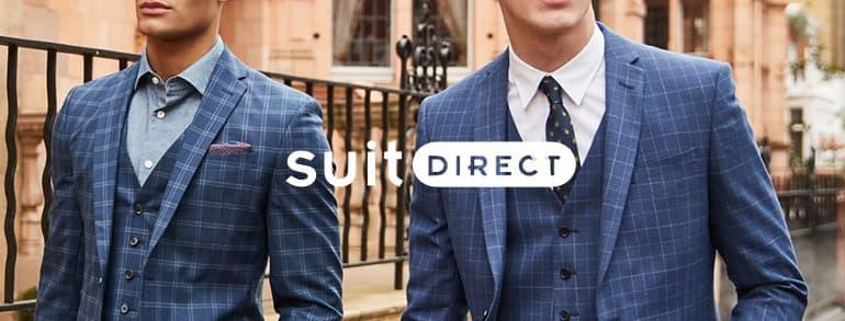 Suit Direct Discount Codes 2019