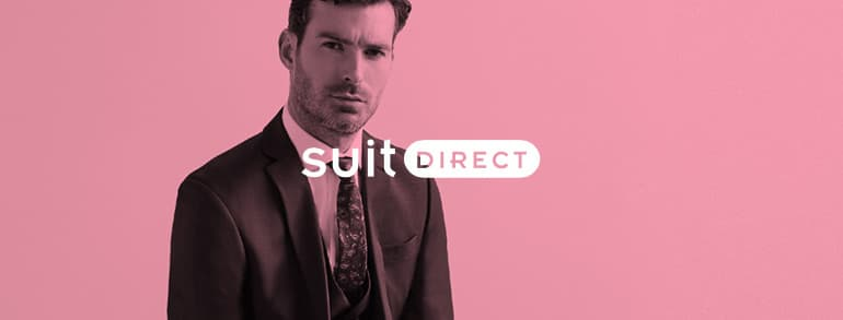 Suit Direct Discount Codes 2018