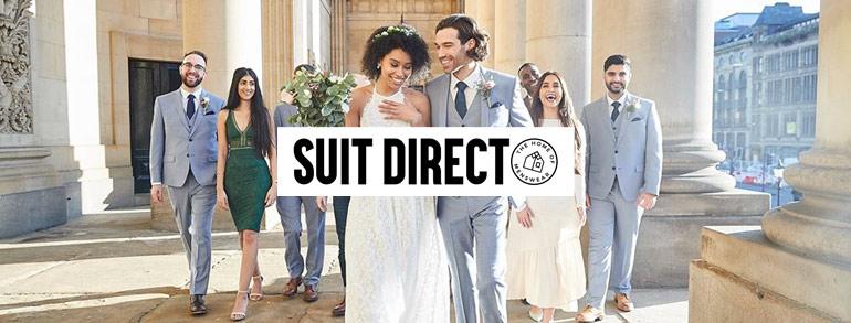 Suit Direct Discount Codes 2020
