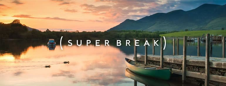 Superbreak Voucher Codes 2018