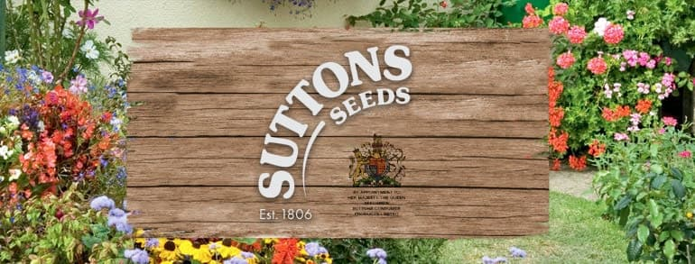 Suttons Seeds Offer Codes 2018