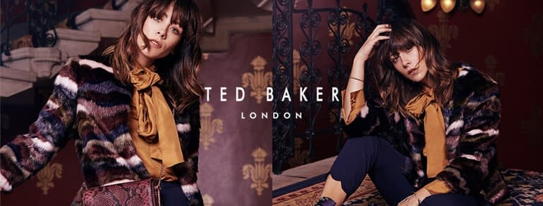 Ted Baker Promo Codes UK