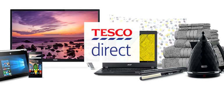 Tesco online coupons uk