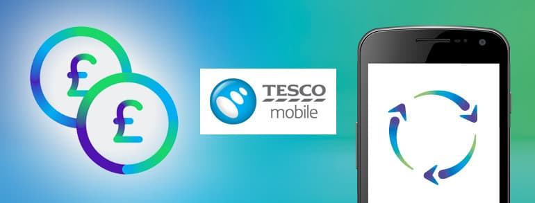 Tesco Mobile Trade-in Voucher Codes 2018