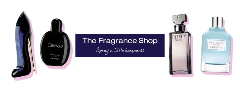 be6f99674c3 THE FRAGRANCE SHOP Voucher Codes 2019 → 20% OFF