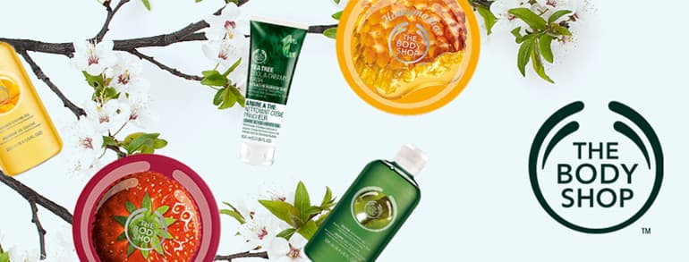 The Body Shop Promo Codes 2018