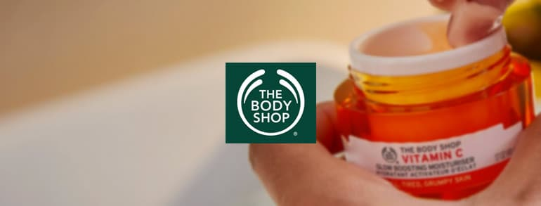 The Body Shop Discount Codes 2021