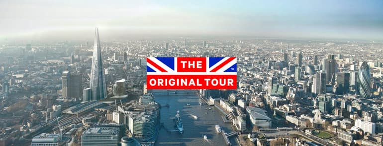 The Original Tour Promotional Codes 2018