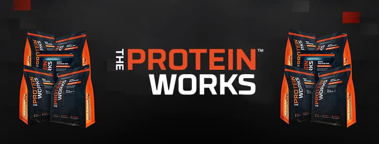 The Protein Works Promo Codes 2019