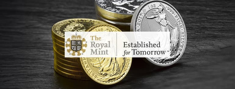 The Royal Mint Promotional Codes 2018