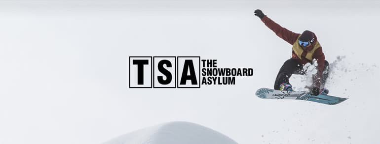 The Snowboard Asylum Promotional Vouchers 2019