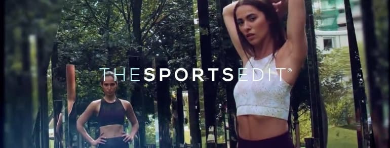 The Sports Edit Discount Codes 2019