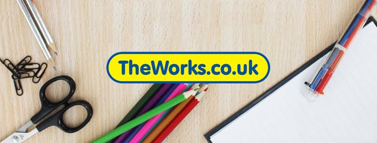The Works Promotion Codes 2019