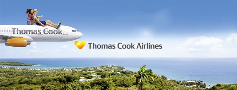 Thomas Cook Airlines Voucher Codes 2019