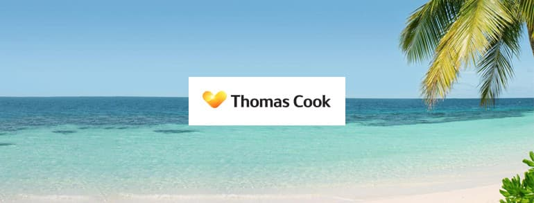 Thomas Cook Discount Codes 2019