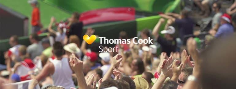 Thomas Cook Sport Voucher Codes 2018