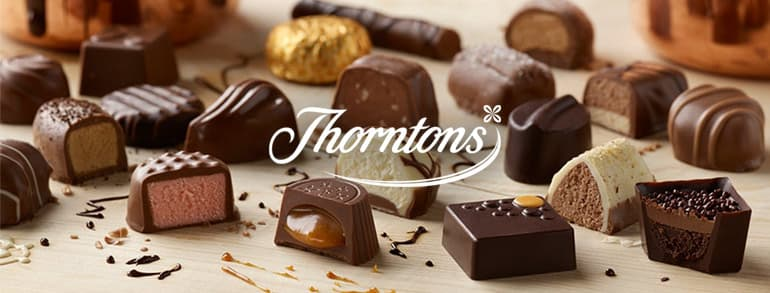 Thorntons Promo Codes 2019