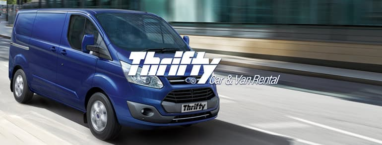 Thrifty Car & Van Rental Promotional Codes 2019