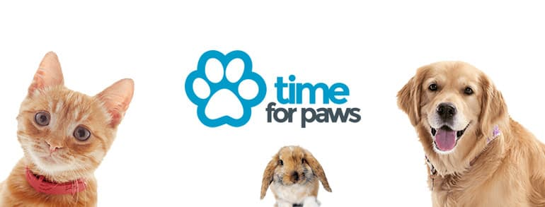 Time For Paws Promotional Codes 2019