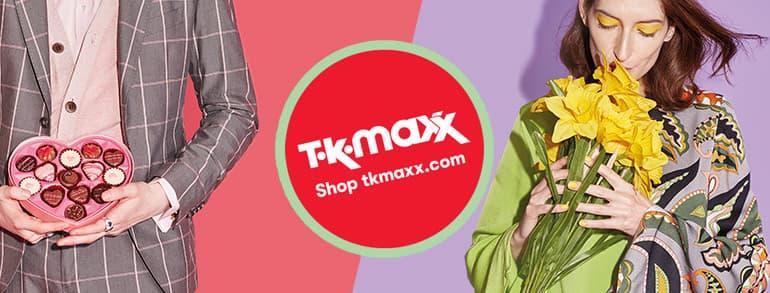 TK Maxx Voucher Codes 2020