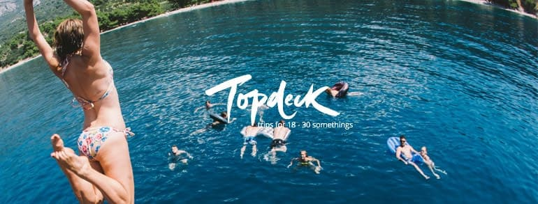 Topdeck Travel Voucher Codes 2020 / 2021
